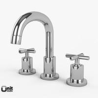 3d washbasin hudson model