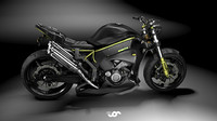 maya jackal motorbike