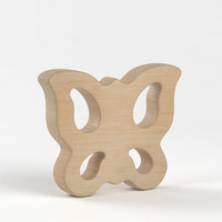 3d model wooden montessori