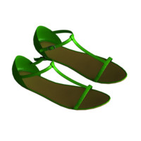 sandal female fbx