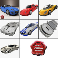 Sport Cars Collection 9