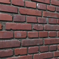 Bricks wall #04