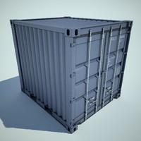 maya container cargo