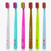 3ds max curaprox 5460 toothbrush