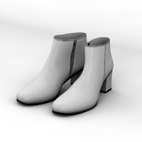 female boots 3ds