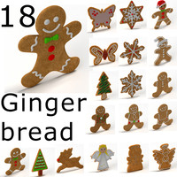 Gingerbread Pack