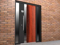 Entrance door Inotherm exclusive age 1164