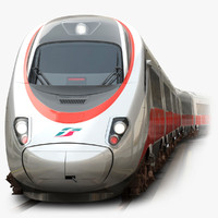 3ds max etr train