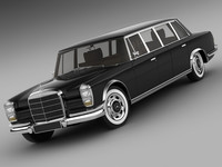 lightwave mercedes 600 w100