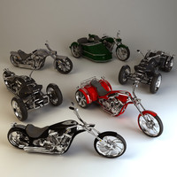 Custom Choppers Collection