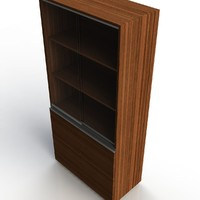 3d model of table office