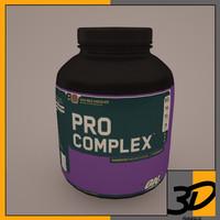 pro complex 3d x