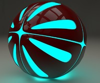 armored pokeball c4d free