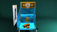 carnival style basketball ma free