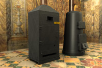Conclave Stoves