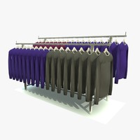 3ds jumper hanger shirt