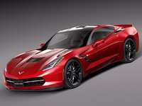 Chevrolet Corvette C7 Stingray Coupe 2014
