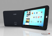 3d model coby kyros tablet