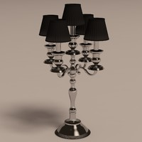 eichholtz laurence table lamp 3ds