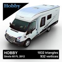 Hobby Siesta 65 FL 2012