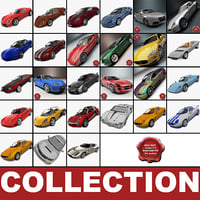 Sport Cars Collection 13