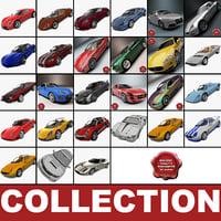 3d sport cars 13 model