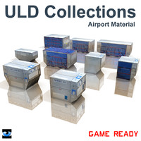 ULD Collections-AirPort element