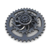 Steampunk Gears Set 01
