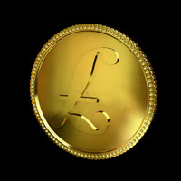 libra golden coin max
