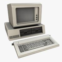 3d computer s model