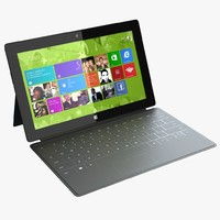 3ds microsoft surface touch