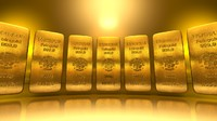 Gold bars SuperHigh HD Quality