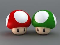 max mario mushroom