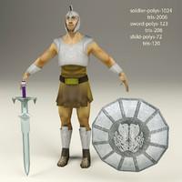 max roman soldier