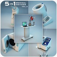 Medical Devices Collection 5 in 1 vol.3