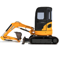lwo case cx36b excavator