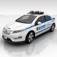 Chevrolet Volt NYPD