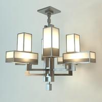 3d fine lamps 733840 model