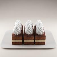 3d max 8 cake