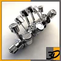 V12 crankshaft
