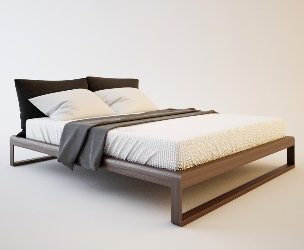 Free max mode martin bed olivieri for Cama 3d max