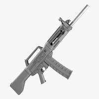 3d usas 12 shotgun