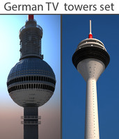 max tv tower set