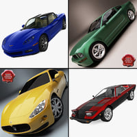 Sport Cars Collection 6