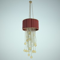 3d light chandelier