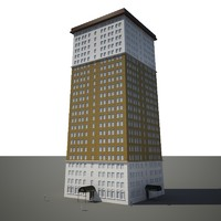 3ds max hotel