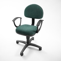 3d model 316 chair