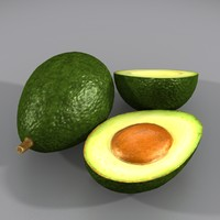 3ds max avacado mexico