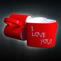 cup heart max