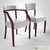 neoz chair philippe starck 3d model